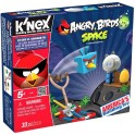 Angry Birds Space Set Ice Bird Vs Snowman Pig