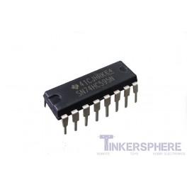 8 Bit Shift Register: 74HC595