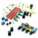 NE5532 Pre-Amplifier Preamp with Treble, Alto, Bass and Volume Dials