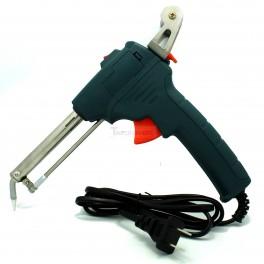 Soldering Gun with Solder Injector