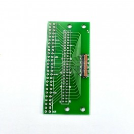 51 Pin 0.3mm pitch FPC to DIP Breakout