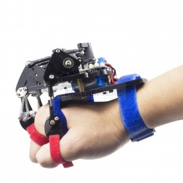 Open Source Somatosensory Glove Wearable Mechanical Exoskeleton