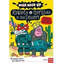 Robots vs Gorillas Book