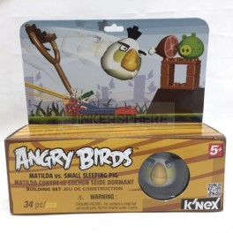 Angry Bird Starter Set Matilda vs Small Sleeping Pig