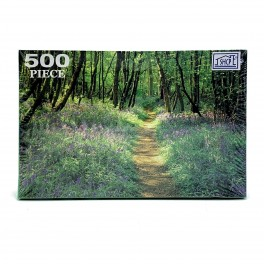 Nature Puzzle Bluebells 500 Piece