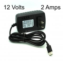 12V 2A USB C Laptop Charger
