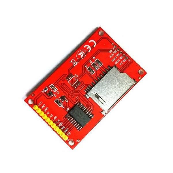 15 99 - Tft Lcd Display 2 2 U0026quot   Arduino Compatible