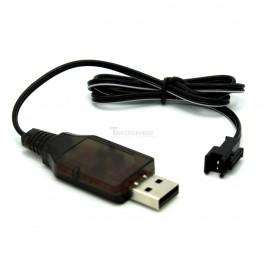 NiCd / NiMH USB Battery Charger 4.8V 700mAh