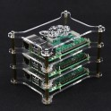 Raspberry Pi Cluster Case (3 Tier)
