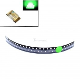 Green SMD LEDs - 0603 (pack of 25)