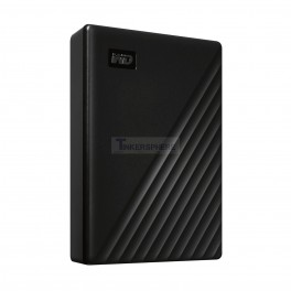 WD 4TB Portable Hard Drive USB 3.0