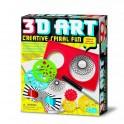 3D Spirograph Art Fun