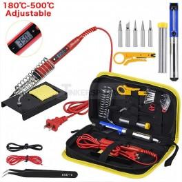 Electronics Tool Kit - 15 Piece
