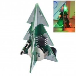 SMD Christmas Tree Soldering Kit