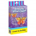 Creativity for Kids Butterfly Wind Chime Mini Craft Kit