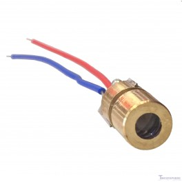 Laser Diode - 3V 5mW 650nm
