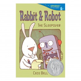 Robot and Rabbit Children's Book
