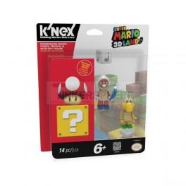 Boomerang Mario, Koopa Troopa, & Mystery