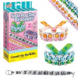 Soda Pop-Top Bracelets