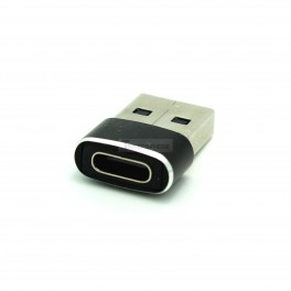 USB 3.0 (Type-A) Male to USB 3.1 (Type-C) Female Converter Tools Adapter