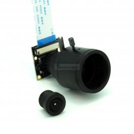 Raspberry Pi Camera with Telephoto Lens Set