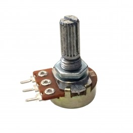 B1M Linear 1M Ohm Taper Potentiometer