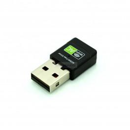5G Dual Band USB Wifi Dongle 600Mbps