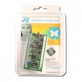 STM32 Value Line Discovery Board