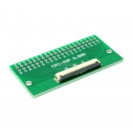 40 Pin 0.5mm & 1mm pitch FPC to DIP Breakout