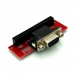 VGA666 Adapter for Raspberry Pi