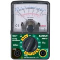 Extech 38070 Compact Analog MultiMeter, 1.75-Inch (45mm)