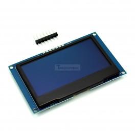 White 2.42 inch OLED Module 128x64