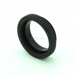 C to CS Mount Adapter Ring - 5mm Spacer to Convert CS-Mount Cameras to C-Mount