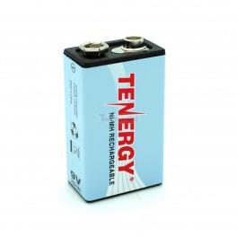 Rechargeable 9V Battery - NiMH 250mah
