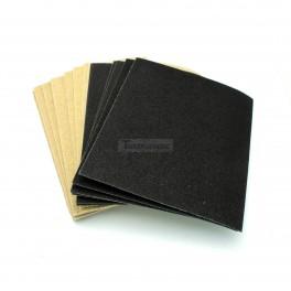 "36pc Sandpaper Set Dry & Wet Abrasive, 4.5""x5.5"""