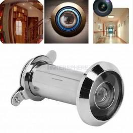 220 Degree Peephole Door Viewer Security Peep Hole Hardware