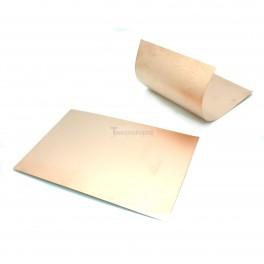 Flexible Copper Clad Board Double Sided 5.5x3.5