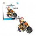 Diddy Kong K'Nex Mario Kart Bike