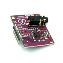 ECG Heart Rate Monitor Module