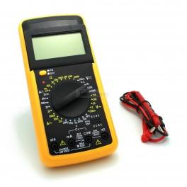 Digital Multimeter- 10A / HOLD FUNCTION / BACKLIGHT