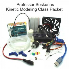 Kinetic Modeling Class Packet
