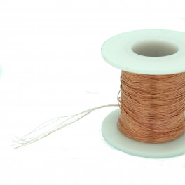 Litz Wire 30AWG 10-Strand Stranded Copper Wire by the meter