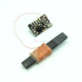 WWVB NIST Radio Time Receiver Kit 1.2V to 5V (Soldered)
