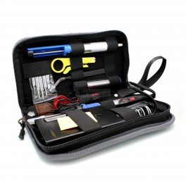 Electronics Tool Kit - 15 Piece 80W