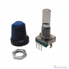 Rotary Encoder - Knob & Button