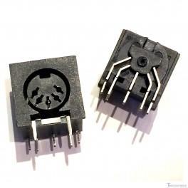 MIDI Jack: 5-pin DIN