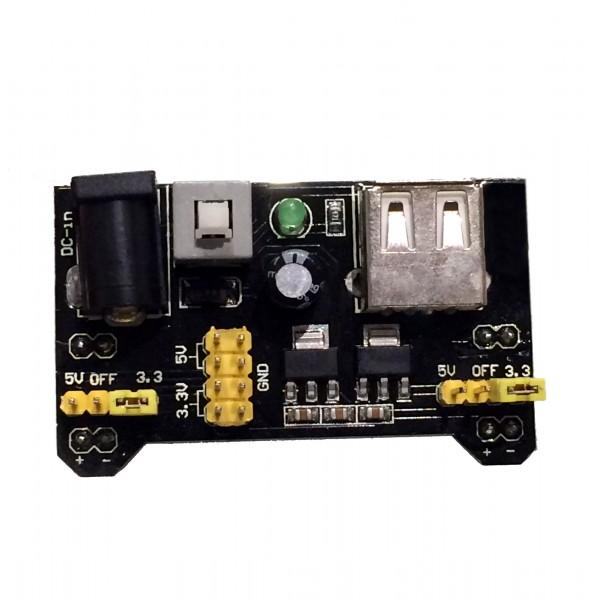 6 49 Breadboard Power Supply Module 3 3v Amp 5v Arduino
