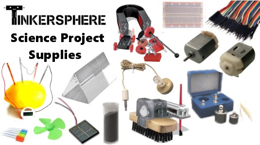 Science Project Electronics Supplies