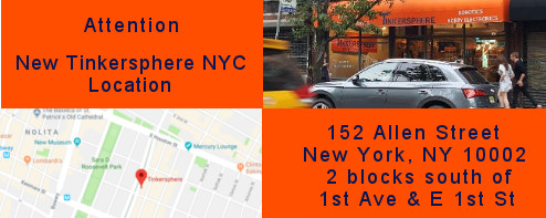 New NYC Location Mobile Banner